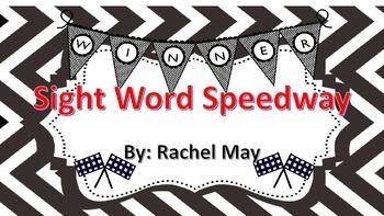 Sight Word Speedway