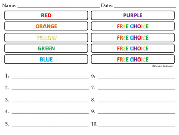 Sight Word/Spelling Word Popsicle Stick Activities
