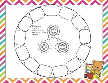 Sight Word Spin and Learn
