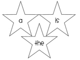Sight Word Star Pointers