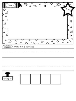 Sight Word Stars Pre-primer Edition