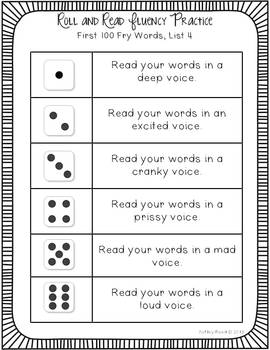 Sight Words with Fry's First 100 Words
