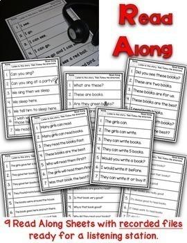 Sight Word Games & Stations {2nd Grade~Bundled}