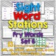 Sight Word Stations {Fry~6}