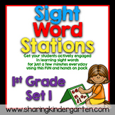 Sight Word Stations {First Grade~1}