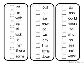 Sight Word Sticker Book [Dolch]