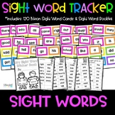 Sight Word Sticker Book & Flash Cards