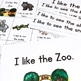 Sight Word Stories-I Like the Zoo-Preschool Reading and Sight Word Strategies