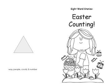Sight Word Stories: List 20