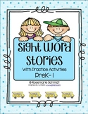 Sight Word Stories PreK-1
