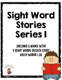 Sight Word Stories: Series 1