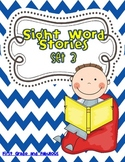 Sight Word Stories-Set 3