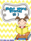 Sight Word Stories-Set Two