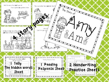 Sight Word Stories (am)