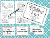 Sight Word Stories (and)