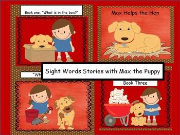 Sight Word Stories, Mega Pack