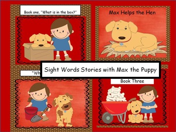 Sight Word Stories, Mega Pack
