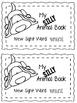 Sight Word Story Books