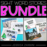Sight Word Story Growing Bundle - Stories, Games, and Practice
