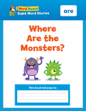 Sight Word Stories Mini Books: Are