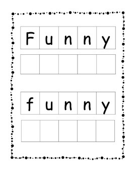 Sight Word Success PRE-PRIMER Set 4 (Dolch)