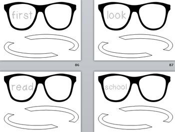 Sight Word Sunglasses!