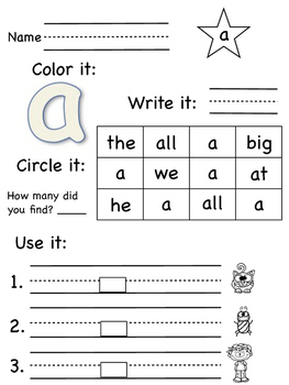 Sight Word Super Pack