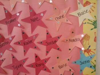 Sight Word Super Stars-1000 words on 50 lists from Houghton Mifflin & Dolch list