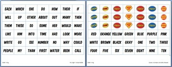 Sight Word Super Stories