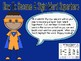 Sight Word Superhero Fifth Set PowerPoint