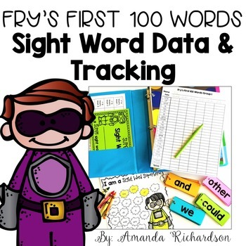 Fry's First 100 Words: A Progress Monitoring System for Si