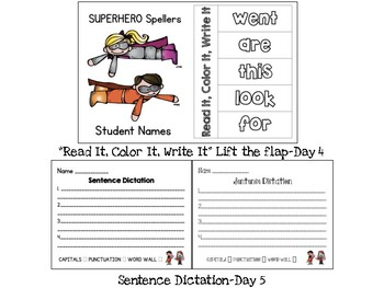 Sight Word Superstars! A Growing BUNDLE
