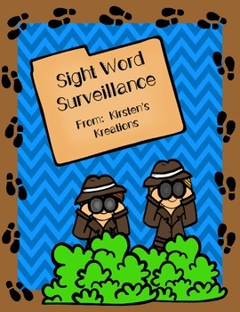 Sight Word Surveillance