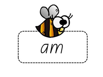 Sight Word Swat 1 to 5