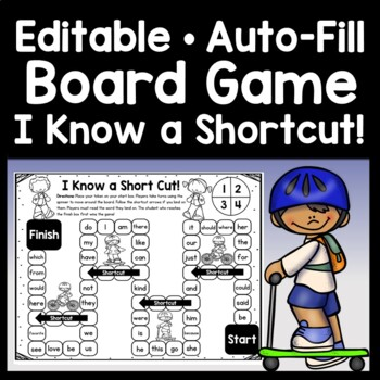 Sight Word THEY {2 Sight Word Books and 4 Worksheets!}