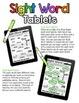 Sight Word Tablets (1st Grade)