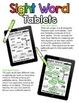 Sight Word Tablets (Kindergarten Treasures)