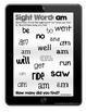 Sight Word Tablets (Primer)