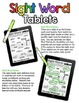 Sight Word Tablets (The Bundle)