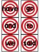Sight Word Target Practice
