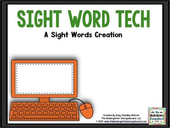Sight Word Tech
