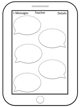 Sight Word Texting