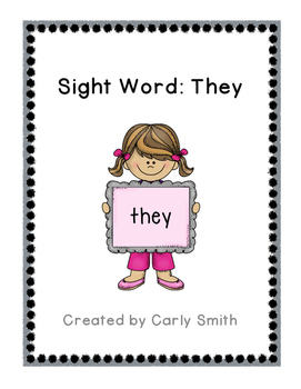 Sight Word: They