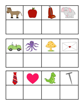 Sight Word Tiles