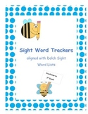 Sight Word Trackers