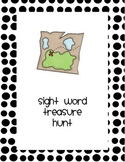 Sight Word Treasure Hunt 1