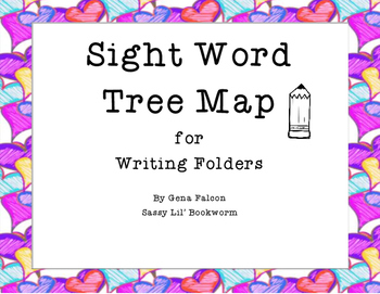 Sight Word Tree Map
