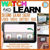 Sight Word Video | 2nd Grade | Put