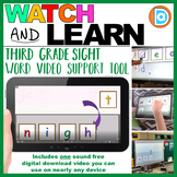 Sight Word Video   3rd Grade   Night