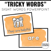 Sight Words PowerPoint CKLA